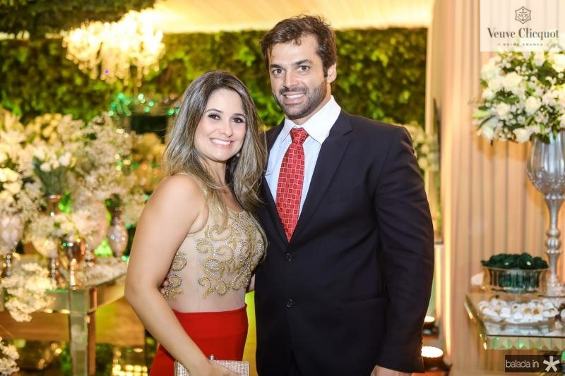 Livia e Pedro Melo