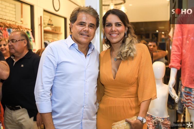 Ivan Bezerra e Ana Carolina Fontenele