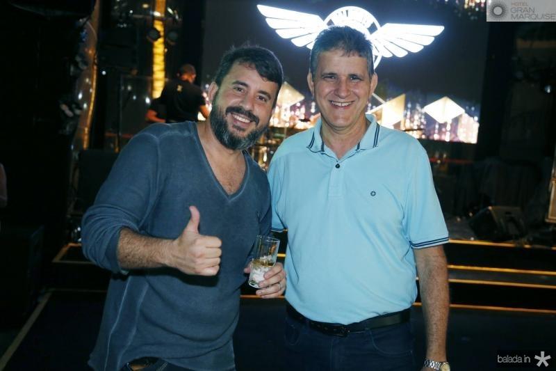 Vinicius Farias e Paulo Pina