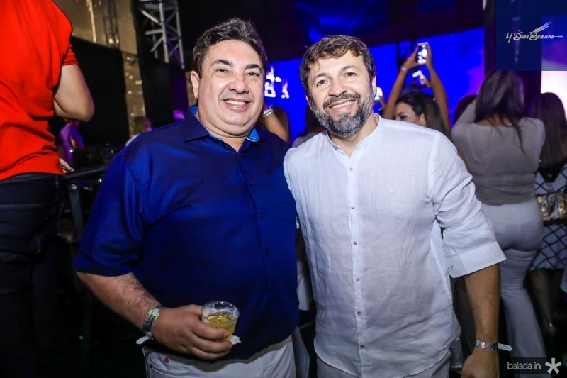 Marcos Dias Branco e Elcio Batista