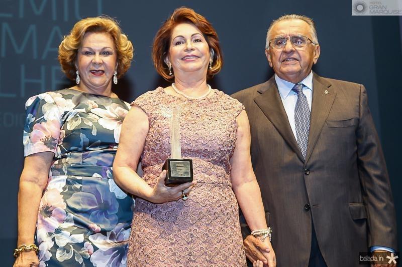Auxiliadora Paes Mendonça, Fatima Veras e Joao Carlos Paes Mendonça