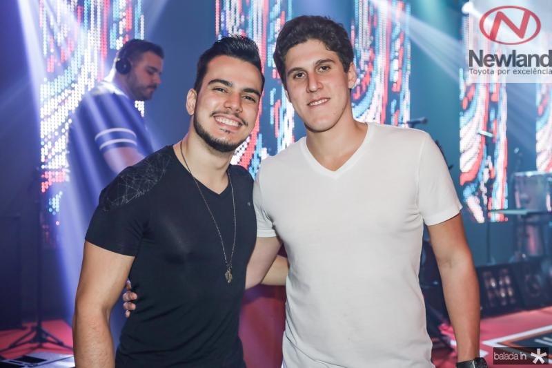 Gabriel Soares e Marcelo Dias Branco