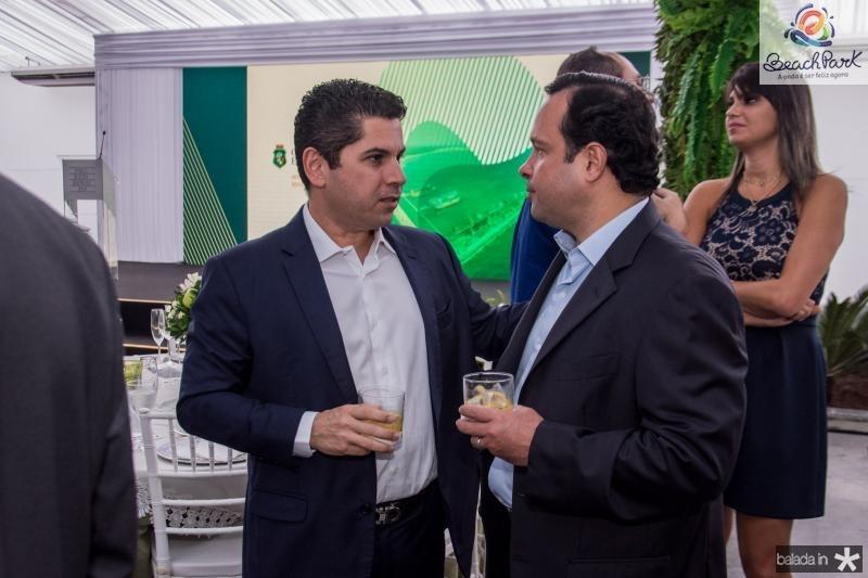 Pompeu Vasconcelos e Igor Barroso
