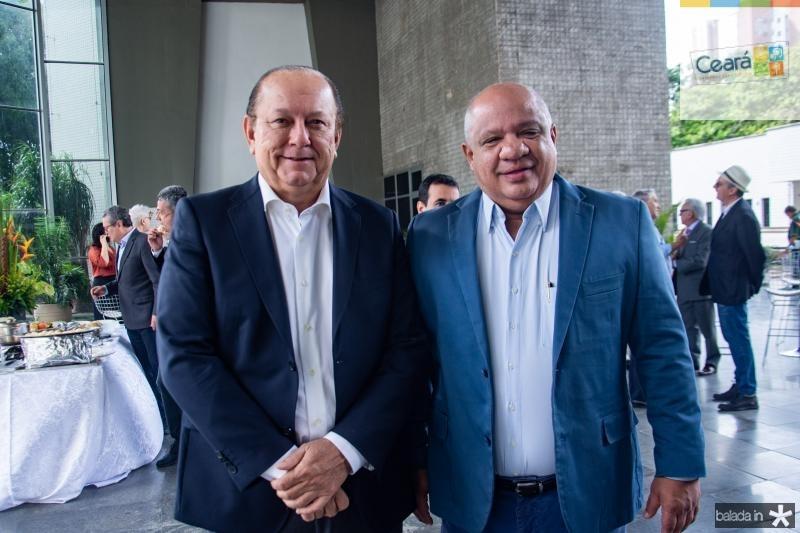 Rafael Leal e Pedro Alfredo