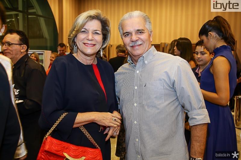 Stella e Pio Rodrigues