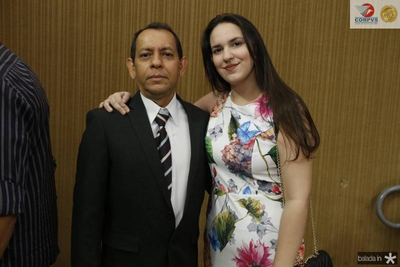 Vladimir e Ana Luiza Frota