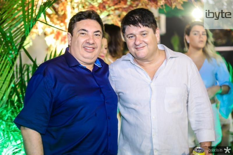 Marcos Dias Branco e Afonso Benevides