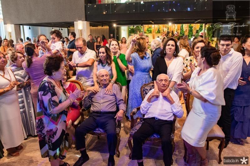Aniversario de Adauto e Humberto Bezerra (