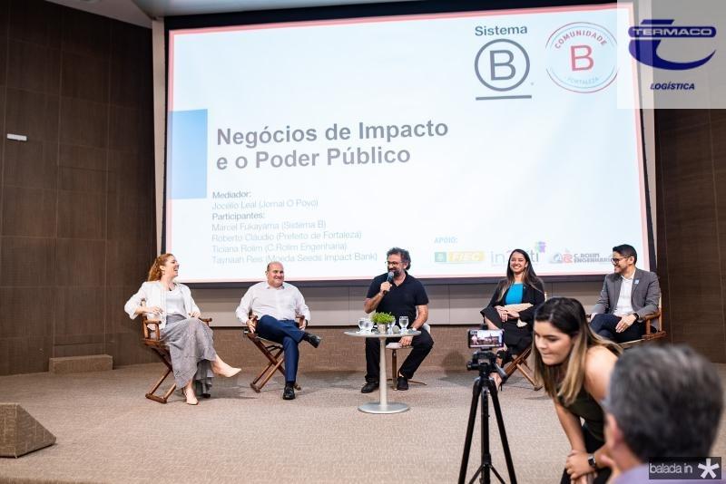 Negocios de Impacto e Sistema B (