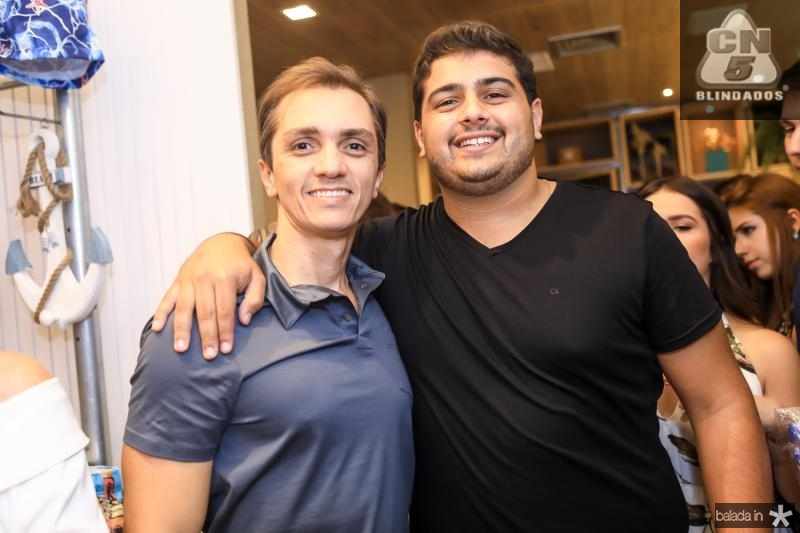 Marcelo Marfrutas e Vitor Pinto