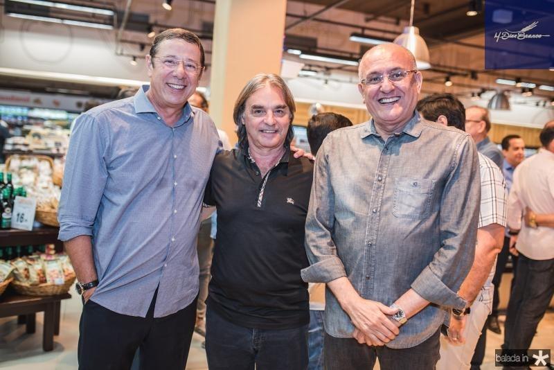 Alexandre Sleiman, paulo Angelo e Rodrigo Junior
