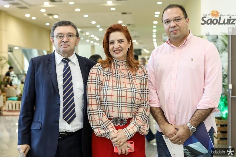Feitosa Gonçalves, Enide Camara e Lucio Feitosa