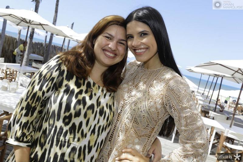 Cecilia Bezerra e Juliana Melo