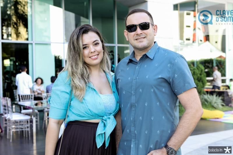 Alessandra Felix e Andre Medeiros