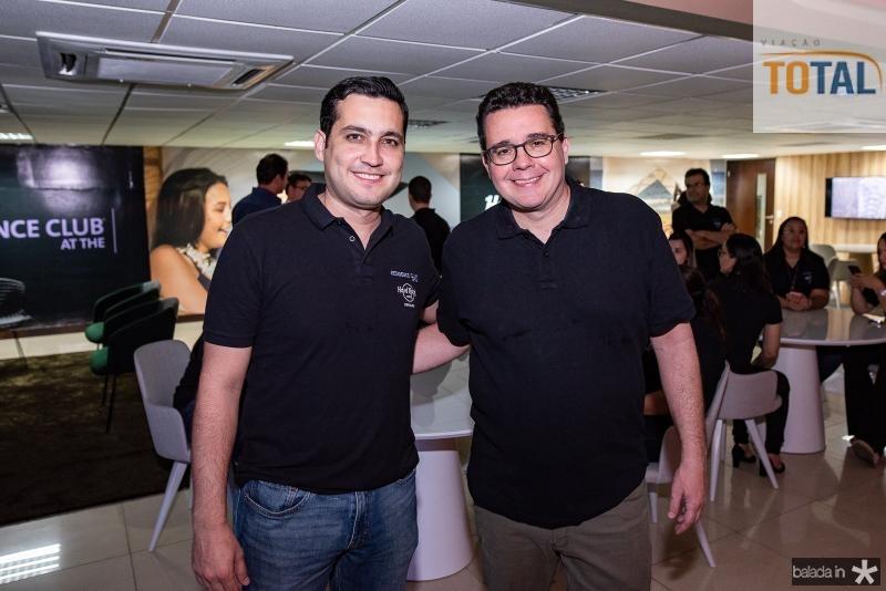 Luis Sobreira E Samuel Sicchhierolli