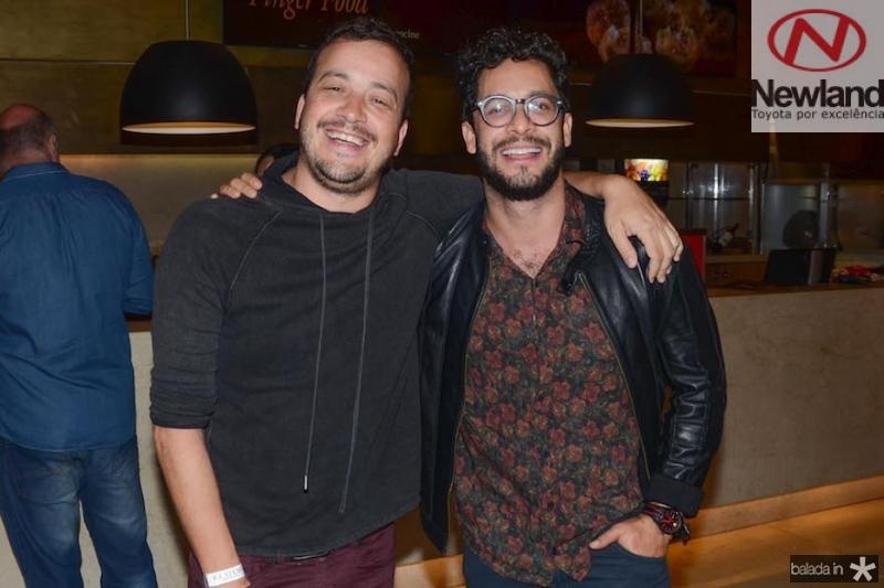 Rafael Cortez e Rainer Cadete 1136