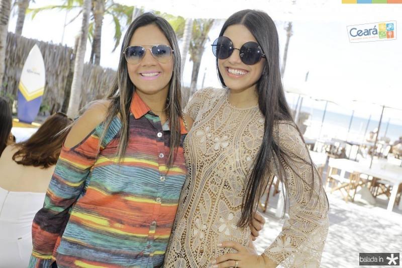 Denise Barros e Juliana Melo