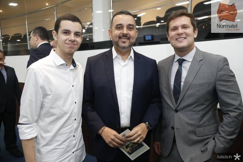 Tiago e Alexandre Goiana e Joao Rafael
