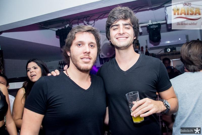 Aluisio Ximenes e Andre Carneiro