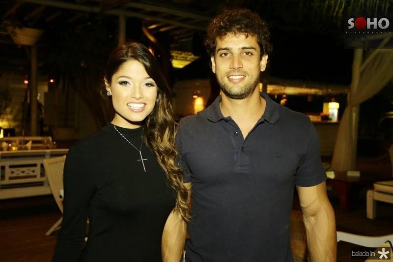 Luma Cavalcante e Bruno Fiuza