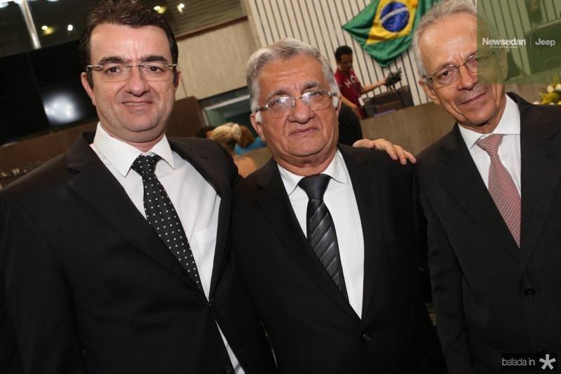 Sergio, Sergio Armano Benevides e Erivaldo Serpa
