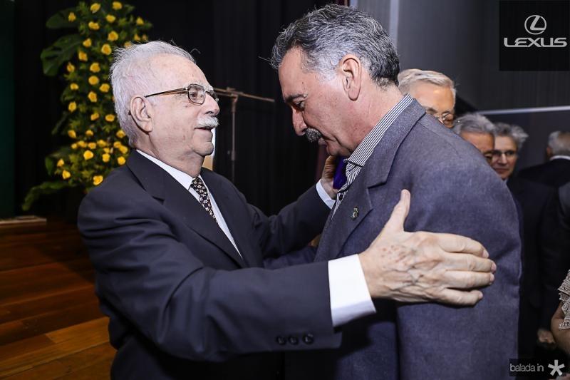 Cid Carvalho e Artur Bruno