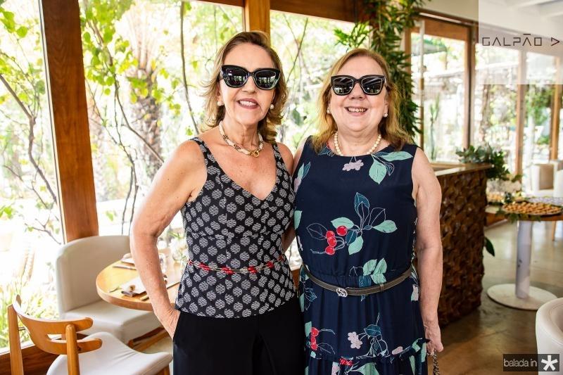 Glaucia Cita e Lucinha Oliveira