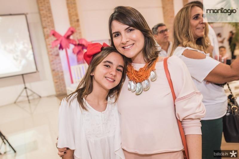 Bruna Franco e Carolina Pessoa