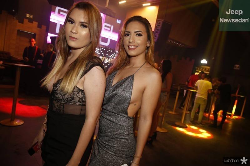 Nicole e Flavia Freire