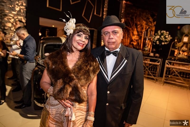 Marcia e Fernando Crisostomo