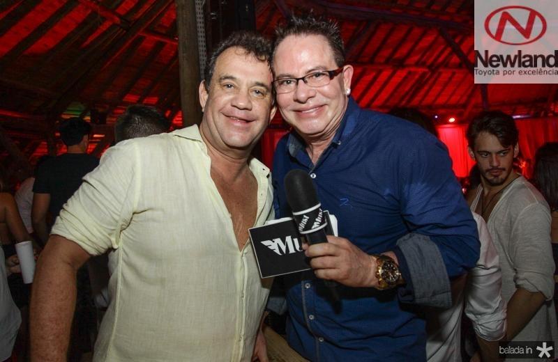 Ricardo Nibon e Walney Haidar