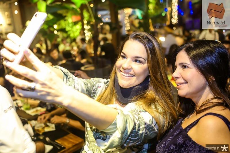 Ana Paula Domene e Maria Lucia Negrao