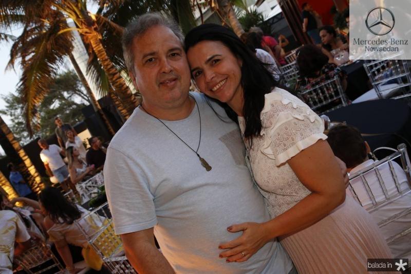 Angelo Rocalli e Carol Porto