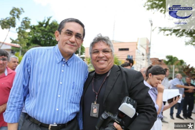 Denisio Pinheiro e LC Moreira