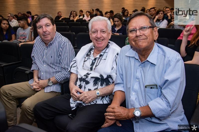Heitor Studart, Fernando Dalolio e Bil Farias