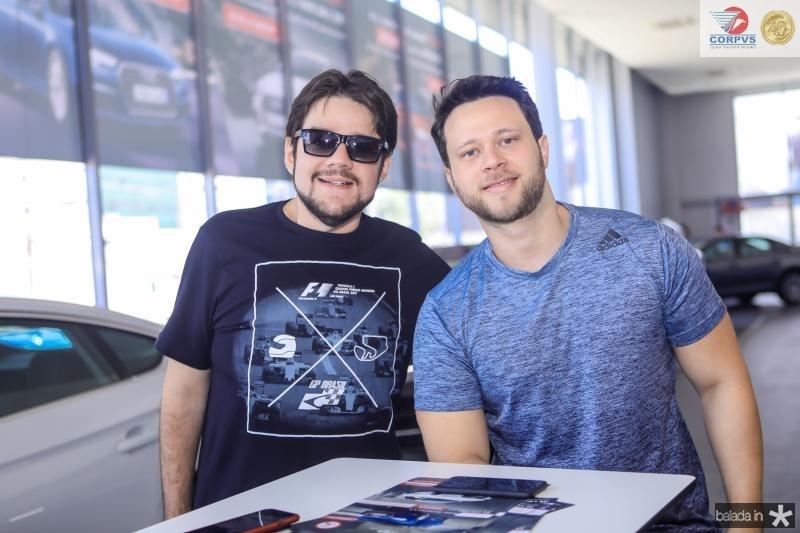 Felipe Amaral e Diego Lima