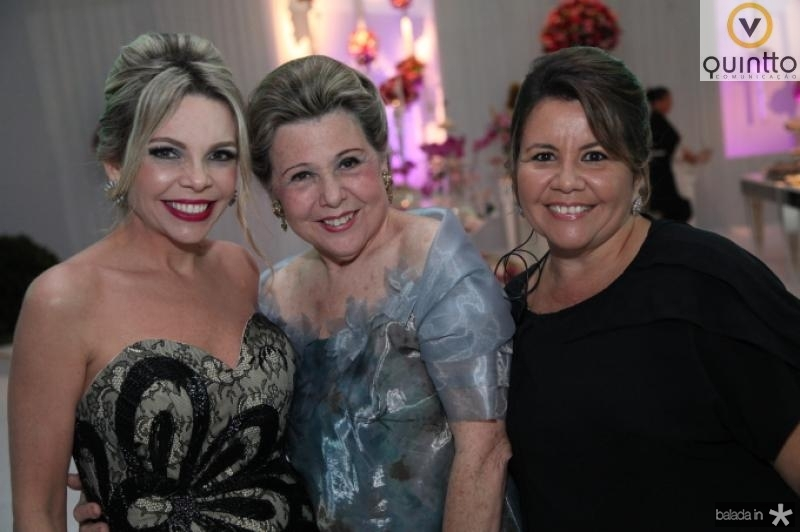 Lilian Porto, Marilza Pessoa e Ivana