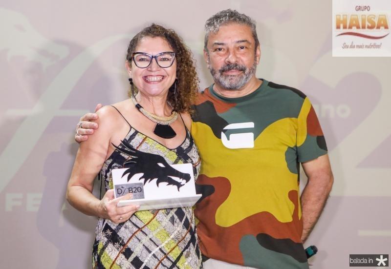 Araguaci Filgueiras e Claudio Silveira