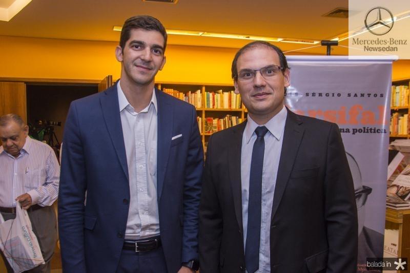 Andre Martins e Vitor Holanda