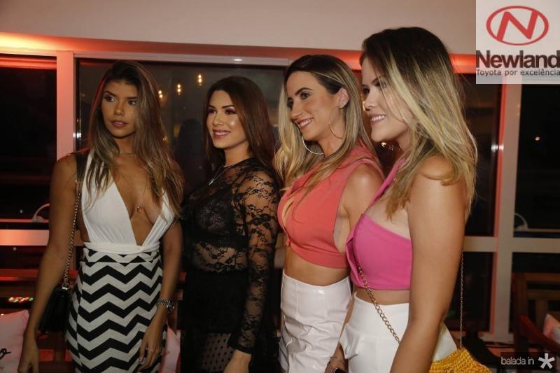 Cibele Castro, Mylla Gurgel, Karine Gomes e Marilia Freitas 1