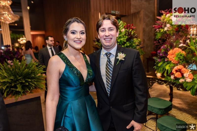 Marina e Abraao Cavalcante