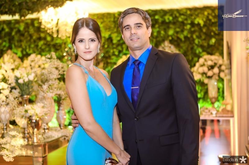 Natalia e Giuliano Pires