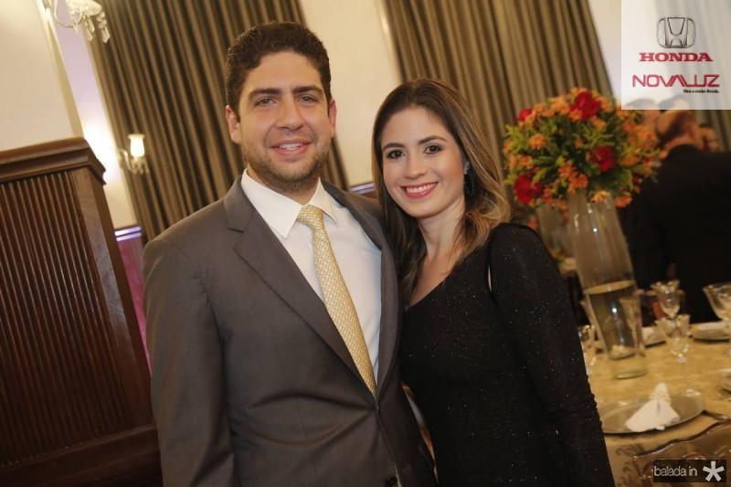 Pedro e Luciana Ary