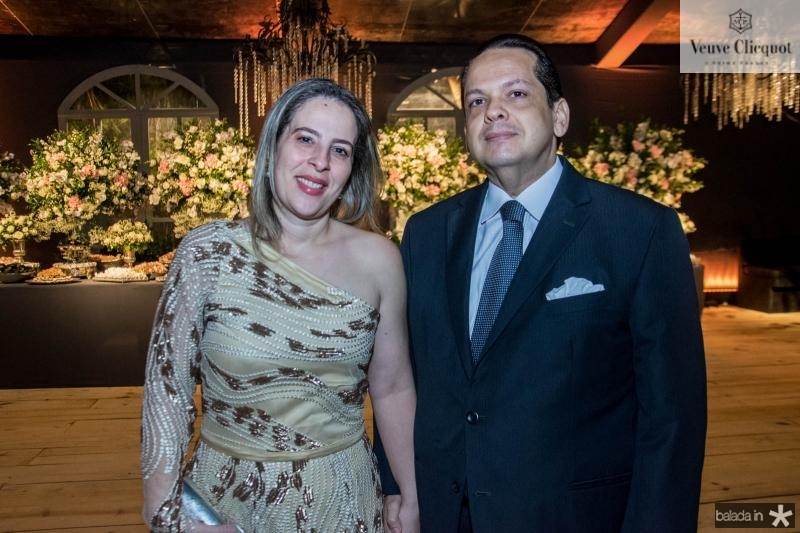 Natalia e Marcos Laje
