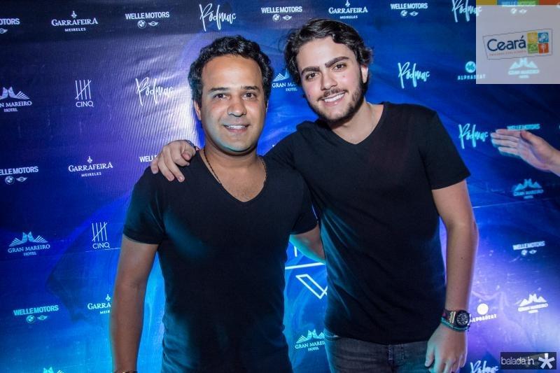 Elias Goca e Rodrigo Machado