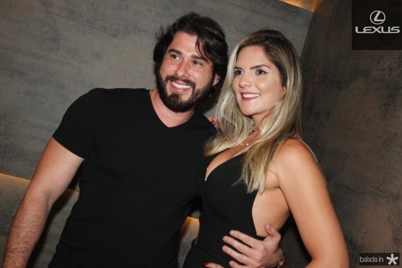 Joao Carlos e Alice Brito