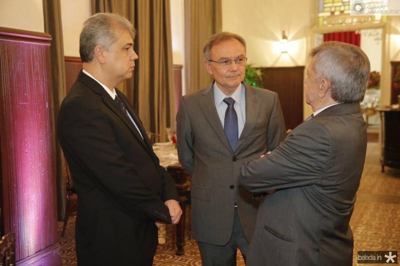 Magno Camara, Adauto Farias e Edilmo Linhares 2