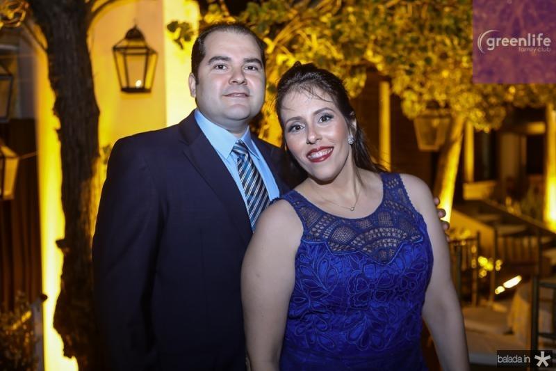 Davi e Ana Carla Feitosa