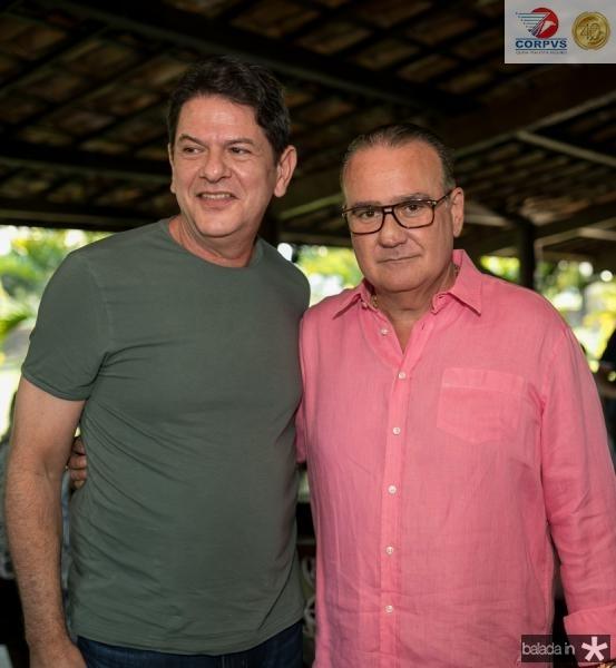 Cid Gomes e Chiquinho Feitosa