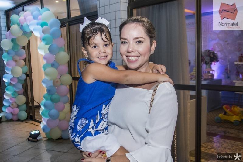Nicole e Naiana Batista